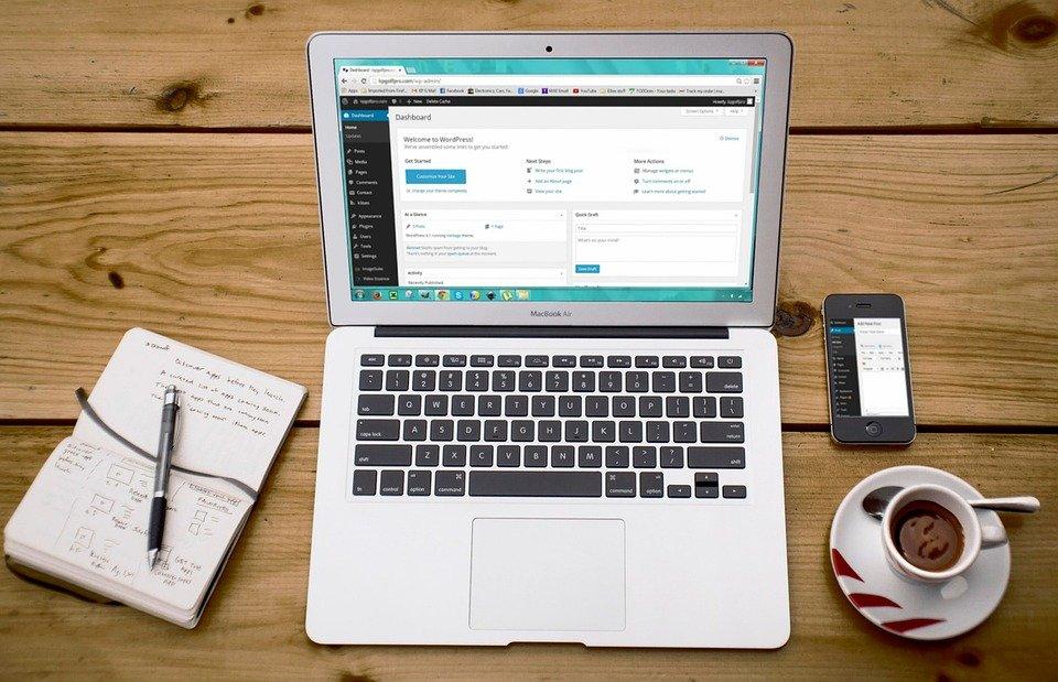 Webentwicklung Webprogrammierung für WordPress